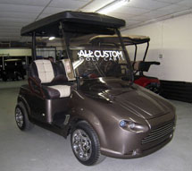 Club Car Precedent Aston Martin